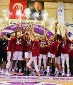 Yakın Doğu Üniversitesi Avrupa şampiyonu