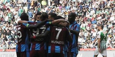 Trabzonspor'un 'yabancı'larına nazar değmesin!