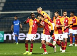 İşte Sofiane Feghouli'nin attığı müthiş gol!