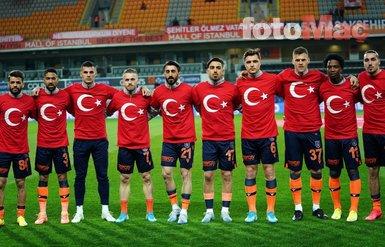 Başakşehir - Gaziantep FK maçından dikkat çeken kareler!