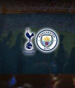 Tottenham-Manchester City maçı saat kaçta ve hangi kanalda?