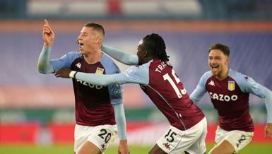 Leicester City 0-1 Aston Villa | MAÇ SONUCU