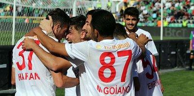 Denizlispor 0 - 2 Sivasspor | Maç Sonucu
