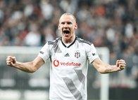 Beşiktaş'ta ayrılık! Domagoj Vida Aston Villa'ya