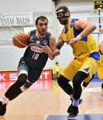 Banvit deplasmanda Ventspils'e kaybetti