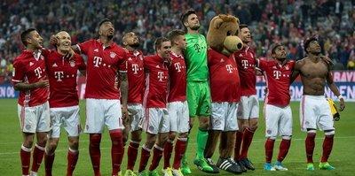 Bayern, Dortmund'u farklı geçti!