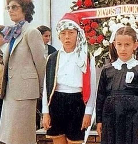 Onları tanıyabildiniz mi? Çocukken böyleydiler...