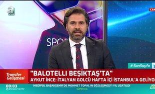 Salim Manav: Barış Sungur Fenerbahçe'de