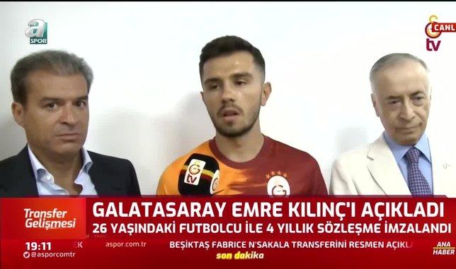 1597251043791 - Emre Kılınç resmen Galatasaray'da!
