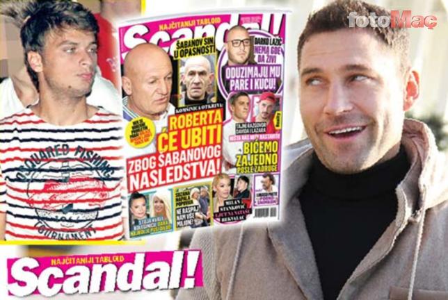 Skandal! Tosic ile Ljajic fena kapıştı