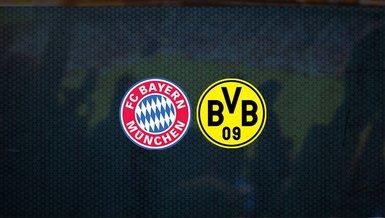 Bayern Münih - Borussia Dortmund maçı ne zaman, saat kaçta ve hangi kanalda canlı yayınlanacak? | Almanya Bundesliga