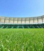 Sakaryaspor yeni stadyumunda ilk maçına çıkıyor!