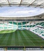 Bursaspor Sivasspor maçı biletlerinde indirime gitti
