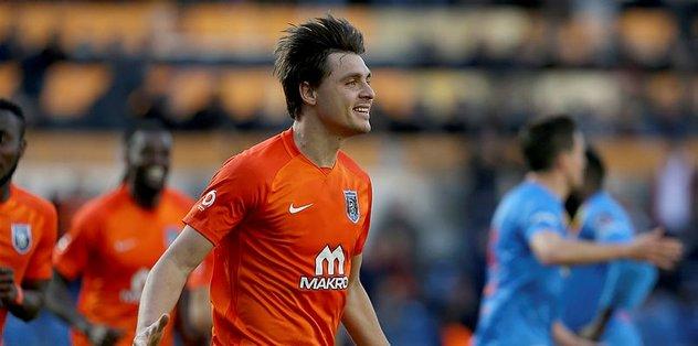 Başakşehir'in golcüsü Epureanu