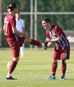 Madrid, Trabzon'un yıldızını izlemeye geldi