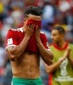F.Bahçeli yıldız Portekiz yenilgisi sonrası gözyaşlarını tutamadı