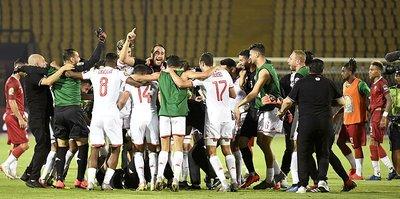 Tunus yarı finalde Senegal'in rakibi oldu