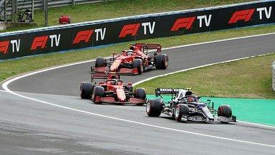Formula 1 (F1) Türkiye Grand Prix'si ne zaman? Yarış saat kaçta başlayacak ve hangi kanaldan CANLI yayınlanacak?