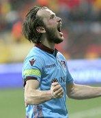 Trabzonspor'un parlayan yıldızı Abdulkadir Parmak