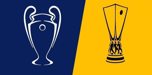 Şampiyonlar Ligi ve Avrupa Ligi'nde değişiklik