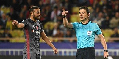 Karadağ-Türkiye maçını Mazic yönetecek