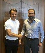 Tamer Tuna Sivasspor'da