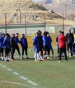Yeni Malatyaspor, Alanyaspor maçının taktiğini çalıştı