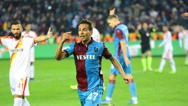 Trabzonsporlu Joao Pereira'dan 'ayrılık' iddialarına esprili yanıt!