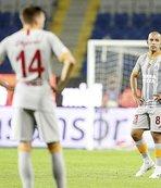 Galatasaray 'karantina'dan çıkamadı