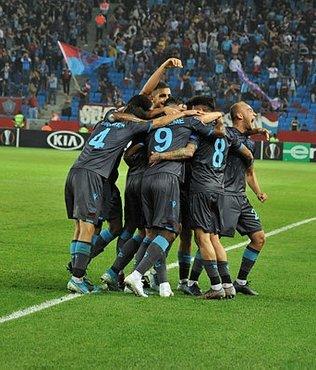 Trabzonspor Krasnodar'ı konuk edecek