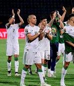 Cezayir Kenya karşısında zorlanmadı