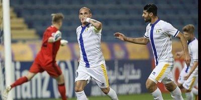 Sneijder, Katar'da kendini buldu