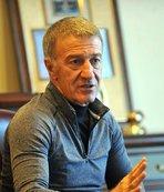 Trabzonspor Başkanı Ahmet Ağaoğlu hastaneye kaldırıldı!