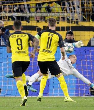 MAÇ SONUCU Borussia Dortmund 0-0 Barcelona | ÖZET