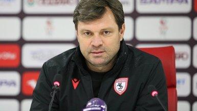 Samsunspor Teknik Direktörü Ertuğrul Sağlam: Şampiyonluğu herkesten çok istiyorum