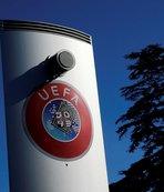 UEFA'dan karar çıktı