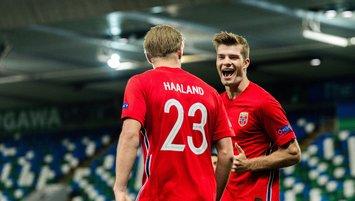 Norveç'in aday kadrosu açıklandı! Sörloth ve Haaland...