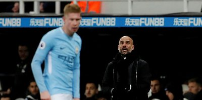 De Bruyne, City'nin Messi'si