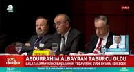 Abdurrahim Albayrak'tan iyi haber!