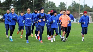 Trabzonspor'da Galatasaray mesaisi başladı!