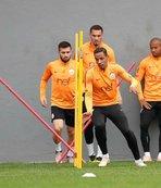 Galatasaray'da Fernando koşulara başladı