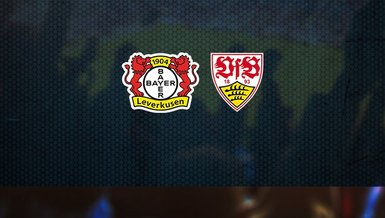 Bayer Leverkusen - Stuttgart | CANLI İZLEYİN