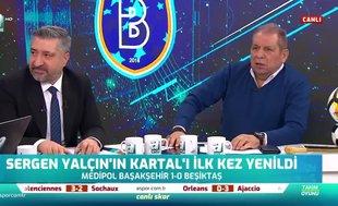 Erman Toroğlu: Beşiktaş seyircisi Burak Yılmaz'ı sevemedi