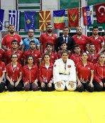 Judoda Balkan üçüncülüğü