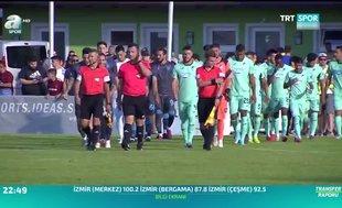 Hoffenheim 3-3 Trabzonspor | MAÇ ÖZETİ