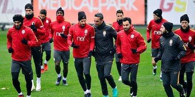 Galatasaray'da izin bitiyor