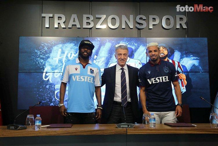 Son dakika Trabzonspor transfer haberi: Fırtına Ekuban'ın bonservisini belirledi