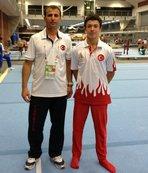 Milli cimnastikçilere büyük onur