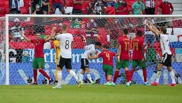 6 gollü düelloda kazanan Almanya!