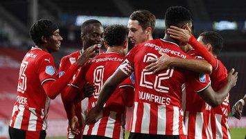 Galatasaray'ın rakibi PSV'ye şok! Transfer döneminde...